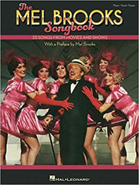 The Mel Brooks Songbook Cover