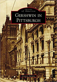 Gershwin in Pittsburgh (Images of America) Cover