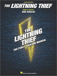 The Lightning Thief: The Percy Jackson Musical - Vocal Selections Cover