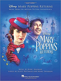 Mary Poppins Returns: Music from the Motion Picture Soundtrack Cover