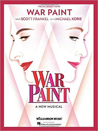 War Paint: Vocal Selections Cover