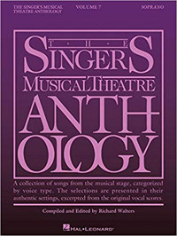 Singer's Musical Theatre Anthology - Volume 7: Tenor Book Cover