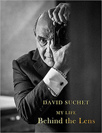 David Suchet: Behind the Lens: My Life Cover
