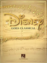 Disney Goes Classical Cover