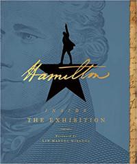 Hamilton: Inside the Exhibition Cover