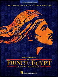 The Prince of Egypt: Stage Musical - vocal selections Cover