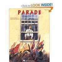 Parade - Piano/Vocal Selections