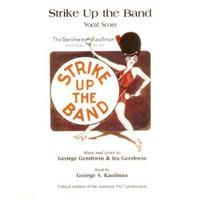 Strike Up the Band - Vocal Selections