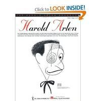 The Harold Arlen Songbook (P/V/G Composer Collection)