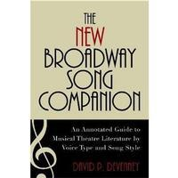 The New Broadway Song Companion