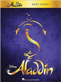 Aladdin - Broadway Musical Cover