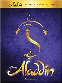Aladdin - Broadway Musical( Vocal Selections) Cover