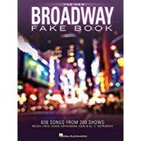 The New Broadway Fake Book