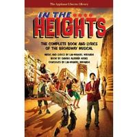 In the Heights: Complete Book and Lyrics Cover