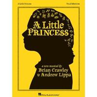 The Little Princess Vocal Selections Cover