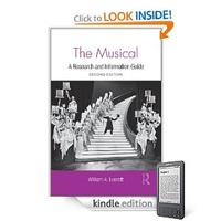 The Musical: A Research and Information Guide