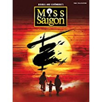 Miss Saigon (2017 Broadway Edition) Songbook: Vocal Selections Cover