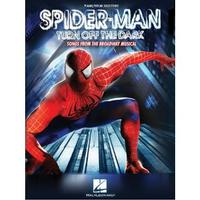 Spider-Man: Turn Off the Dark Piano/Vocal Selections Cover