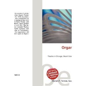 Organic Theater Company by Lambert M. Surhone, Mariam T. Tennoe, Susan F. Henssonow