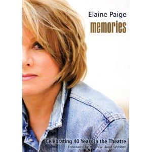 Elaine Paige: Memories by Elaine Paige