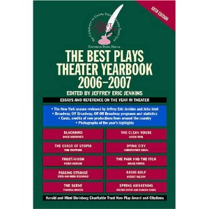 The Best Plays Theater Yearbook 2006-2007 by Jeff Jenkins