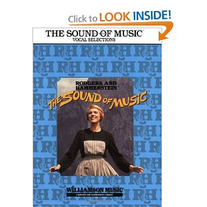The Sound of Music: Vocal Selections by Rogers & Hammerstein