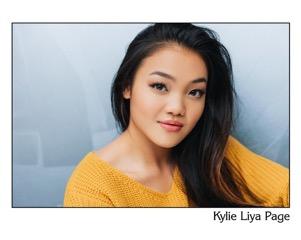 Kylie Liya Page