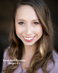 Sarah Beth Cumella Photo
