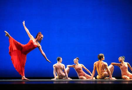 Martha Graham Dance Co Holds Special NYC Engagement At Skirball Center 5/12-5/16