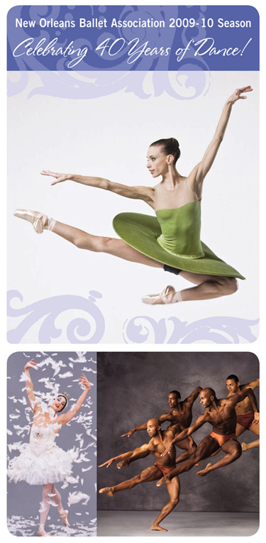 New Orleans Dance Students Train With National Dance Professionals As NORD/NOBA Center for Dance Summer Intensive Begins
