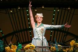 Katie Rose Clarke Begins Performances as Glinda in WICKED 1/14/2010