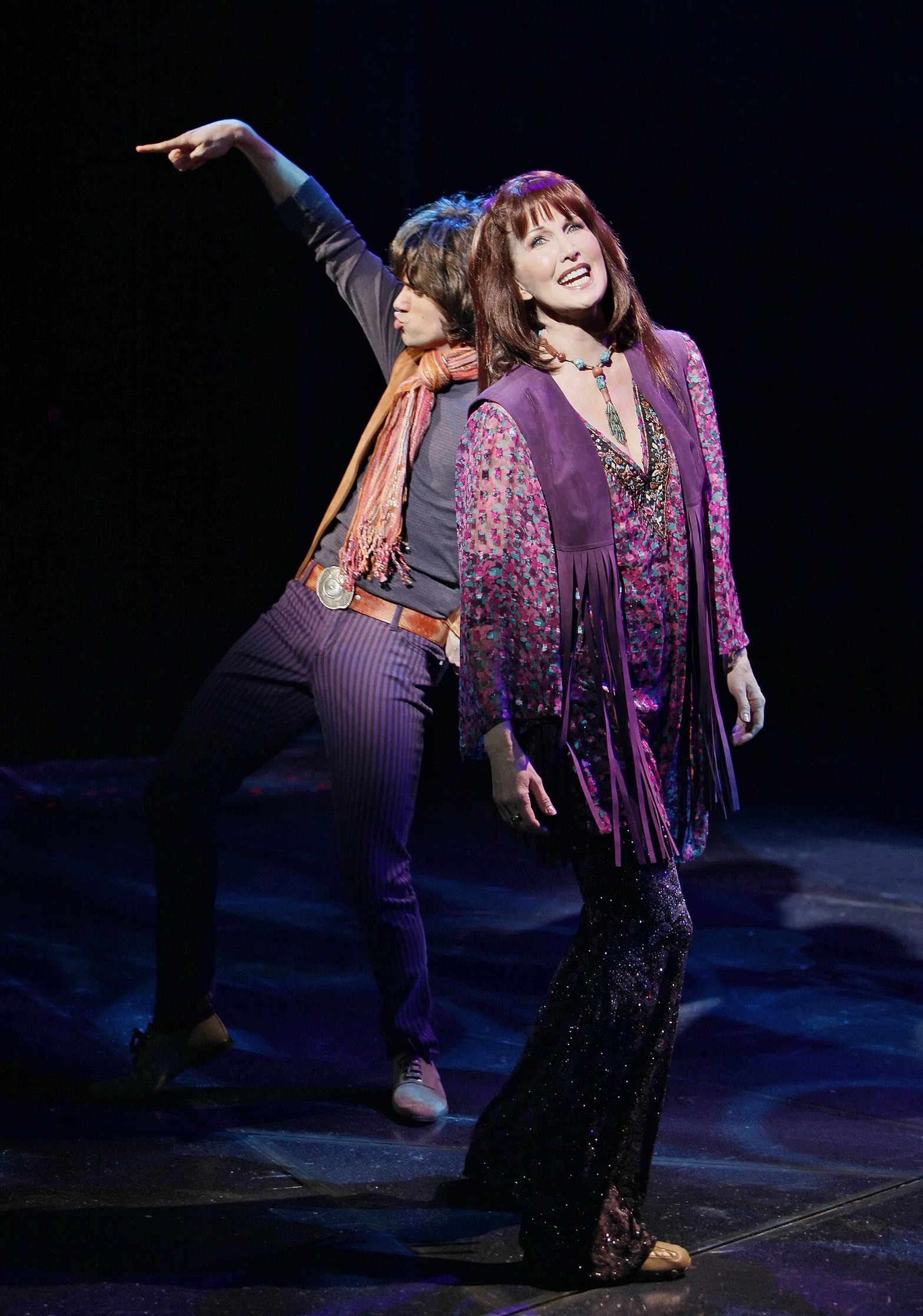 Photo Flash: HAPPINESS At The Lincoln Center Theater