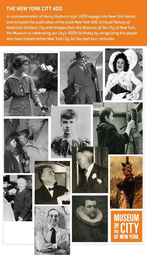 Theatre Notables Sondheim, Ziegfield, Simon & More Amongst 'New York City 400'