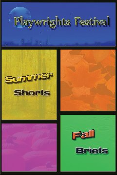 Turtle Shell Productions Set To Extend SUMMER SHORTIES - SUMM-AR NOT Under New Name, SUMMER SHORTS FALL BRIEFS; Previews Begin 9/25