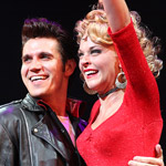 Photo Coverage: Keeling and Spencer Join Grease