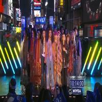STAGE TUBE: Cast of HAIR Performs on New Year's Eve!