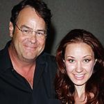 Photo Coverage: Dan Aykroyd visits 'Little Mermaid'