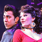 Photo Coverage: Max Crumm and Laura Osnes Have Last 'Grease' Performance