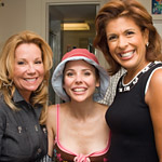 Photo Coverage: Kathie Lee Gifford Visits 'Xanadu'