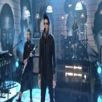 STAGE TUBE: Adam Lambert Performs on 'The Tonight Show'