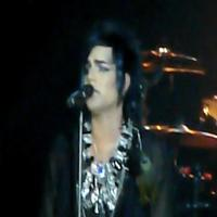 STAGE TUBE: Adam Lambert Sings 'Mad World' at Fantasy Springs
