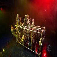 STAGE TUBE: AMERICAN IDIOT Performs on Letterman!