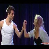 STAGE TUBE: BURN THE FLOOR Stars Garnis and Kovalev