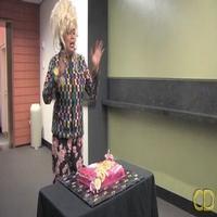 BWW TV: BYE BYE BIRDIE Celebrates 100 Performances on Broadway with the Cake Diva!