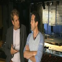 STAGE TUBE: BONNIE & CLYDE at La Jolla Playhouse Interview with Director Jeff Calhoun and Book Writer Ivan Menchell