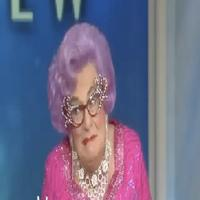 STAGE TUBE: ALL ABOUT ME's Dame Edna Co-Hosts 'The View'