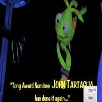 STAGE TUBE: 30-Second Promo for John Tartaglia's IMAGINOCEAN! Set to Open March 17