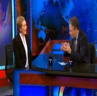 STAGE TUBE: Julie Andrews On 'The Daily Show'