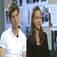 STAGE TUBE: BONNIE & CLYDE at La Jolla Playhouse Interview with Stark Sands and Laura Osnes