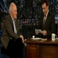 STAGE TUBE: John Lithgow Plays Games With Jimmy Fallon